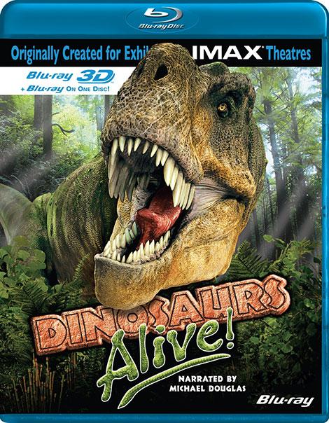 دانلود مستند دایناسورهای زنده IMAX - Dinosaurs Alive 2007