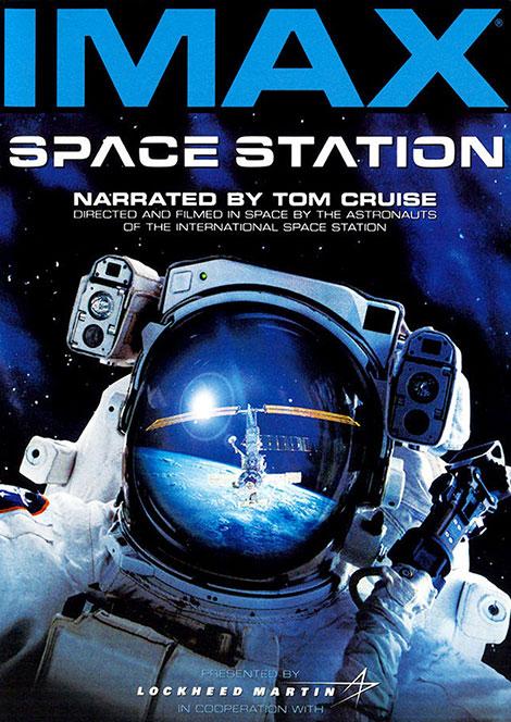 دانلود مستند ایستگاه فضایی IMAX - Space Station 2002