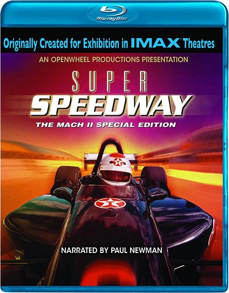 دانلود مستند جاده سریع السیر IMAX - Super Speedway 1997