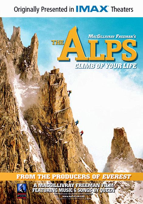 دانلود مستند کوه آلپ IMAX - The Alps 2007