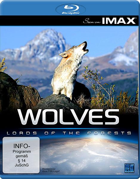 دانلود مستند گرگ ها IMAX - Wolves 2001 BluRay