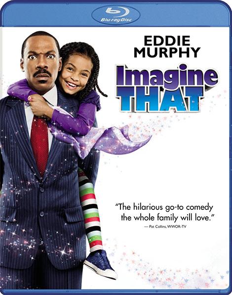دانلود دوبله فارسی فیلم دنیای خیالی دخترم Imagine That 2009