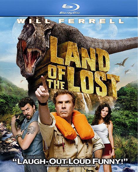 دانلود دوبله فارسی فیلم سرزمین گمشدگان Land of the Lost 2009