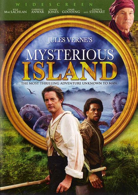 دانلود دوبله فیلم جزیره اسرار آمیز Mysterious Island 2005
