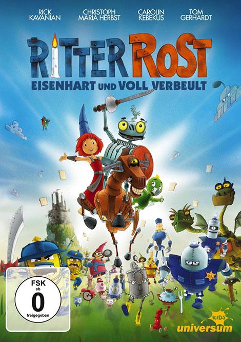 دانلود انیمیشن ریتر روست Ritter Rost 2013