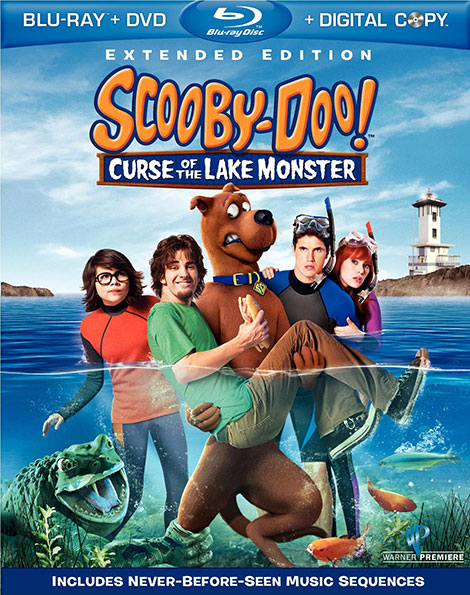 دانلود فیلم Scooby-Doo! Curse of the Lake Monster 2010