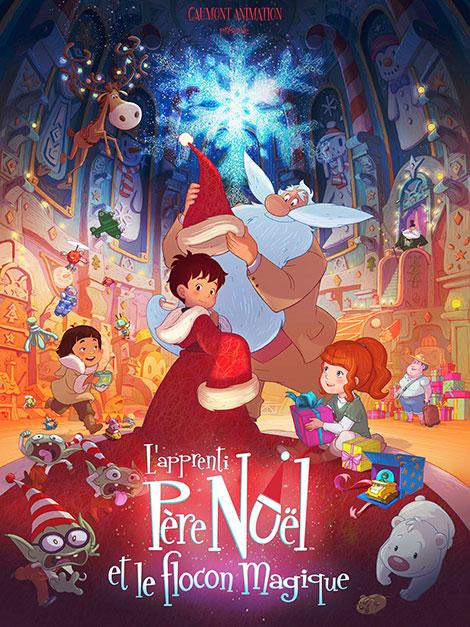 دانلود انیمیشن برفدانه جادویی The Magic Snowflake 2013