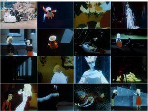 دانلود انیمیشن ملکه برفی The Snow Queen 1957