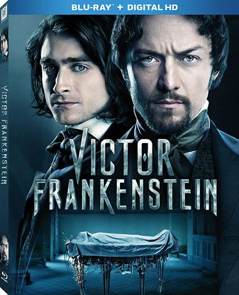 دانلود دوبله فارسی فیلم Victor Frankenstein 2015
