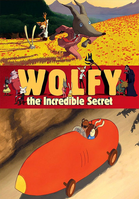 دانلود انیمیشن Wolfy, The Incredible Secret 2013