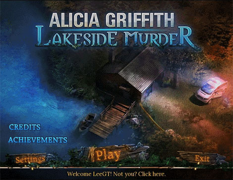 دانلود بازی Alicia Griffith: Lakeside Murder 2016