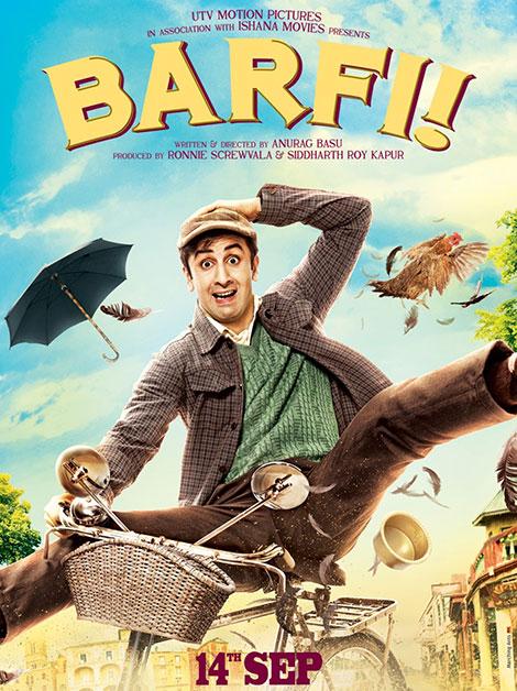 دانلود دوبله فارسی فیلم برفی! Barfi! 2012