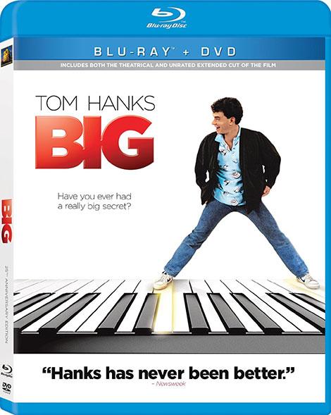 دانلود دوبله فارسی فیلم بزرگ Big 1988