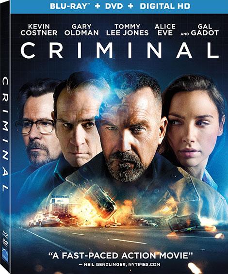 دانلود دوبله فارسی فیلم جنایتکار Criminal 2016