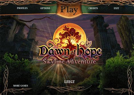 دانلود بازی Dawn of Hope: Skyline Adventure Collector's Edition