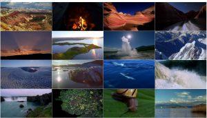 دانلود مستند رنگ های زمین The Colours of Earth 1999