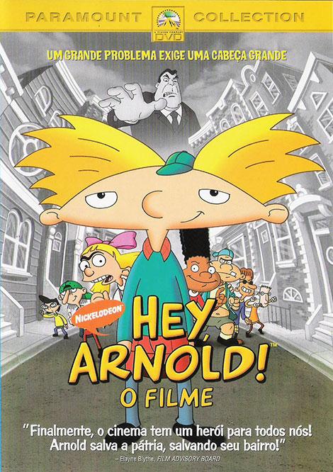 دانلود دوبله فارسی انیمیشن Hey Arnold! The Movie 2002