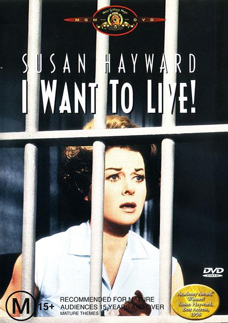 دانلود دوبله فارسی فیلم I Want to Live 1958