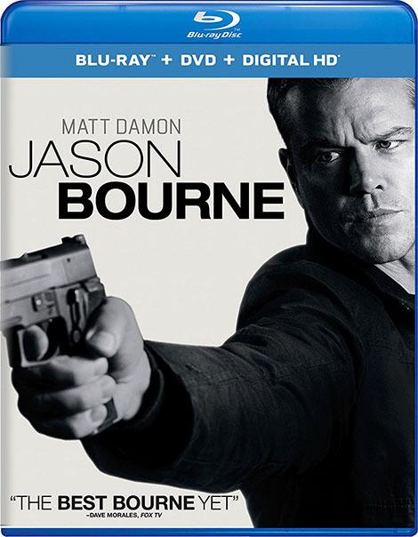 دانلود دوبله فارسی فیلم جیسون بورن Jason Bourne 2016