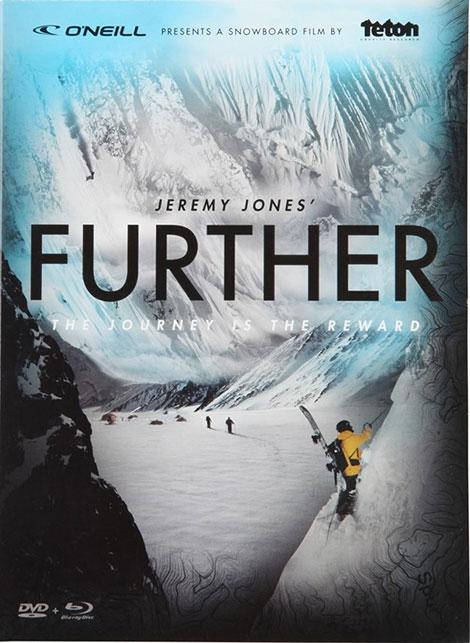 دانلود مستند Jeremy Jones' Further 2012