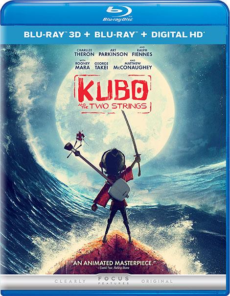 دانلود انیمیشن Kubo and the Two Strings 2016