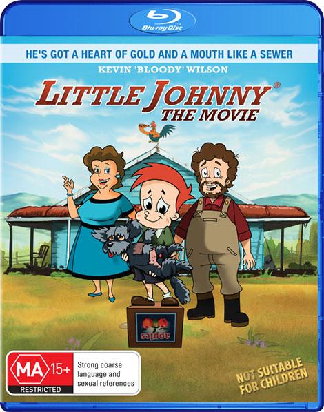 دانلود انیمیشن جانی کوچولو Little Johnny The Movie 2011
