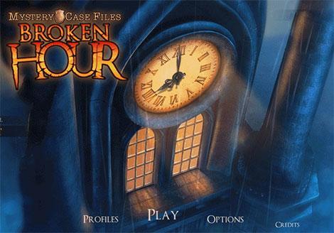 دانلود بازی Mystery Case Files 14: Broken Hour Collector's Edition
