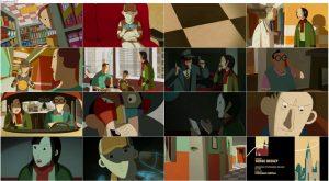 دانلود انیمیشن پسر فانتومی Phantom Boy 2015