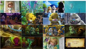دانلود انیمیشن تلاش برای زو Quest for Zhu 2011