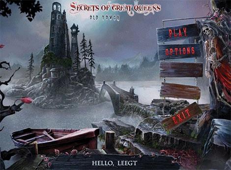 دانلود بازی Secrets of Great Queens: Old Tower Collector's Edition