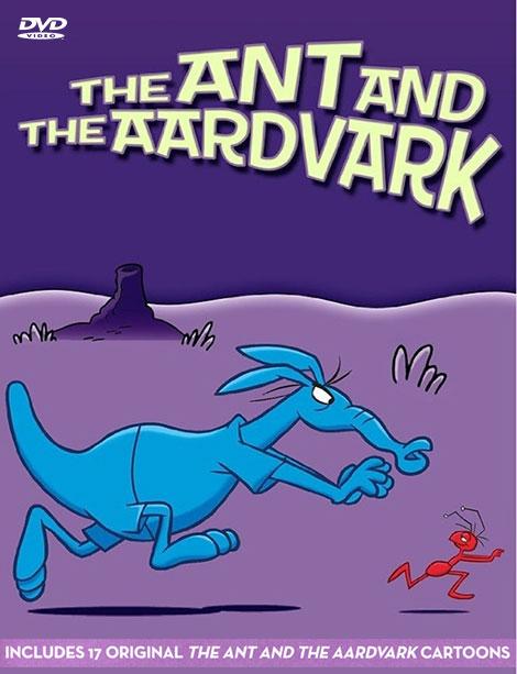 دانلود کارتون مورچه و مورچه خوار The Ant and the Aardvark