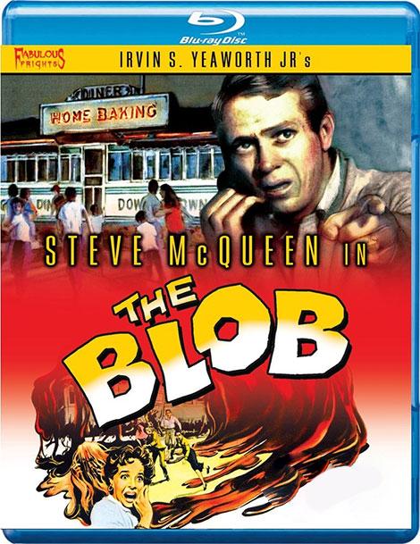 دانلود دوبله فارسی فیلم توده چسبنده The Blob 1958