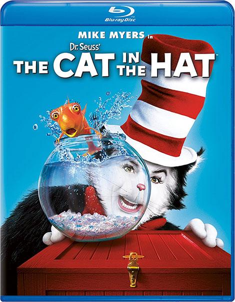 دانلود دوبله فارسی فیلم The Cat in the Hat 2003