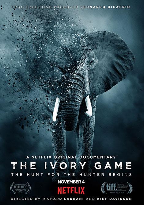 دانلود مستند بازی عاج The Ivory Game 2016