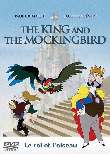 دانلود انیمیشن The King and the Mockingbird 1980