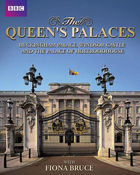 دانلود دوبله فارسی مستند The Queen's Palaces 2011