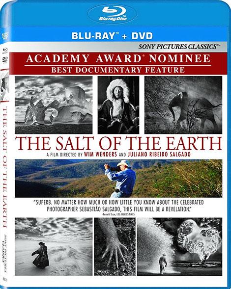 دانلود مستند نمک زمین The Salt of the Earth 2014
