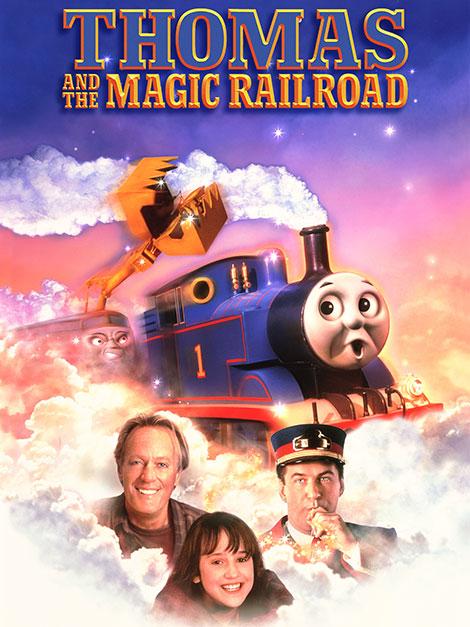 دانلود فیلم Thomas and the Magic Railroad 2000
