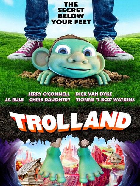 دانلود انیمیشن Trolland 2016
