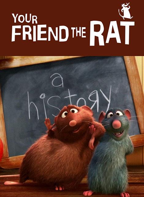 دانلود دوبله فارسی انیمیشن Your Friend the Rat 2007