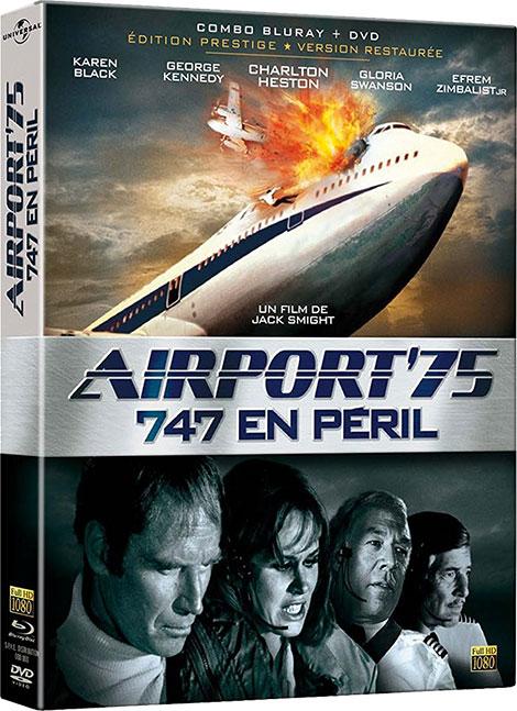 دانلود فیلم فرودگاه 1975 با دوبله فارسی Airport 1975 1974