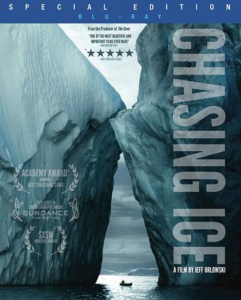 دانلود مستند تعقیب یخ Chasing Ice 2012