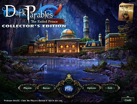 دانلود بازی Dark Parables 2: The Exiled Prince Collector's Edition