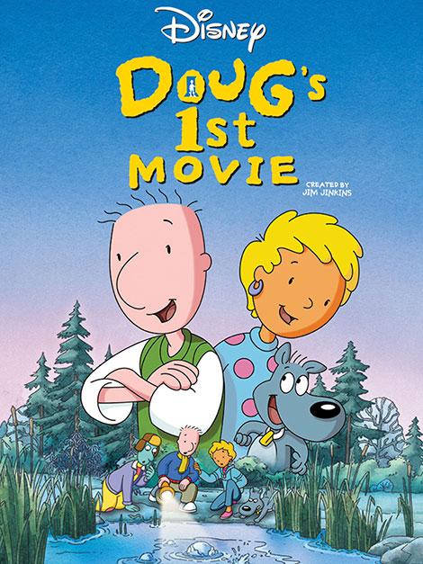 دانلود انیمیشن داگ Doug's 1st Movie 1999