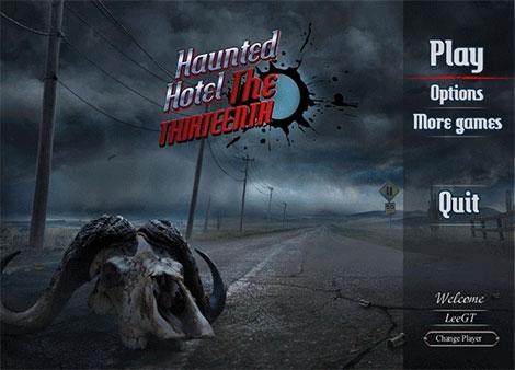 دانلود بازی Haunted Hotel 13 The Thirteenth Collector's Edition