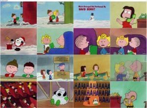 دانلود انیمیشن It's Christmastime Again, Charlie Brown 1992