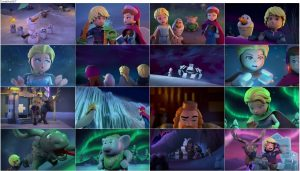 دانلود انیمیشن LEGO Frozen Northern Lights