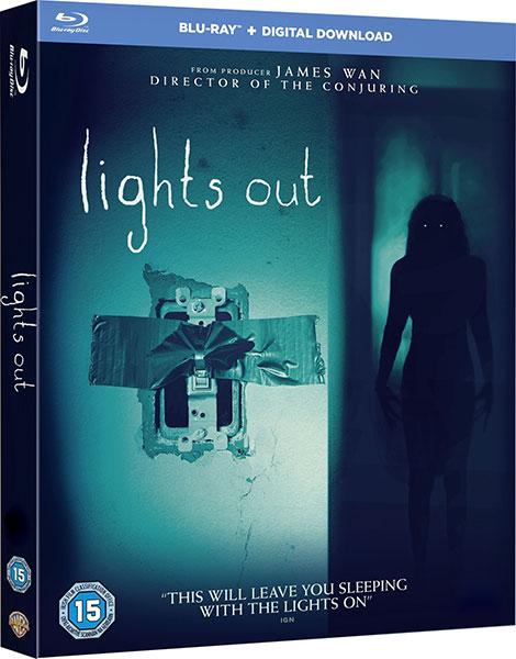 دانلود دوبله فارسی فیلم خاموشی Lights Out 2016