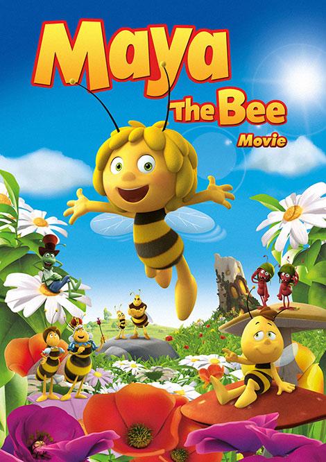 دانلود دوبله فارسی انیمیشن Maya the Bee Movie 2014