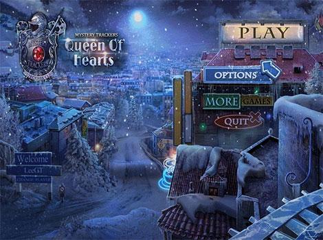 دانلود بازی Mystery Trackers 12: Queen of Hearts Collector's Edition
